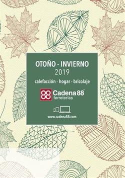 Ofertas de Jardín y bricolaje  en el folleto de Cadena88 en Alzira