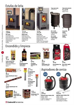 Ofertas de Combustible para barbacoas en Cadena88