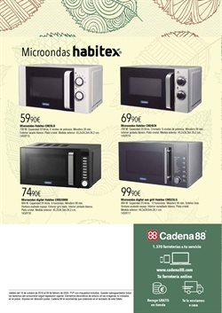 Ofertas de Microondas con grill en Cadena88