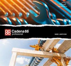 Catálogo Cadena88 en Castellón de la Plana ( 16 días más )