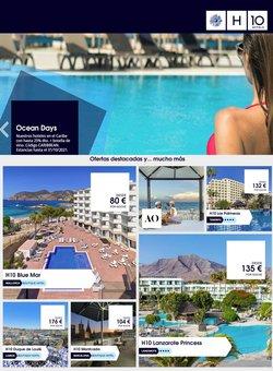 Ofertas de H10 Hotels en el catálogo de H10 Hotels ( Caducado)