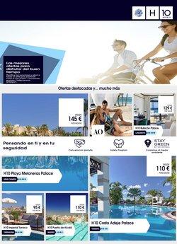 Catálogo H10 Hotels ( Caducado)
