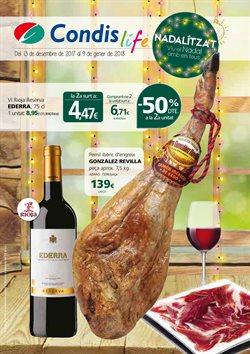 Ofertas de Condis  en el folleto de Girona