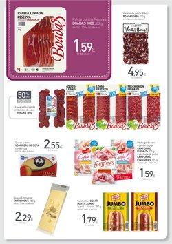 Ofertas de Campofrío en el catálogo de Condis ( Publicado ayer)