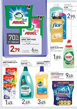 Ofertas de Detergente en cápsulas  en el folleto de Condis en Madrid