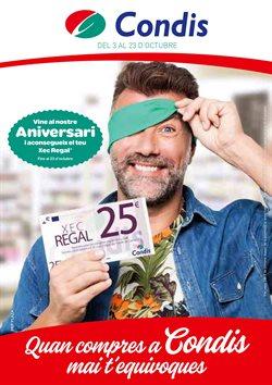 Ofertas de Hiper-Supermercados  en el folleto de Condis en L'Hospitalet de Llobregat