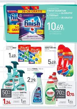 Ofertas de Detergente lavavajillas  en el folleto de Condis en Madrid