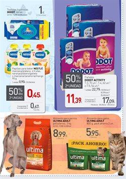 Ofertas de Dodot  en el folleto de Condis en Madrid