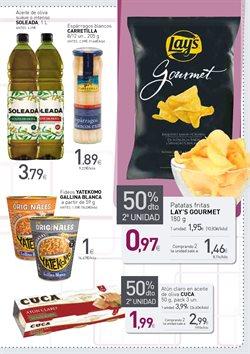 Ofertas de Patatas fritas  en el folleto de Condis en Madrid