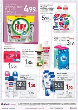 Ofertas de Desodorante en spray  en el folleto de Condis en Madrid