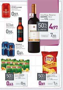 Ofertas de Cerveza  en el folleto de Condis en Puigcerda