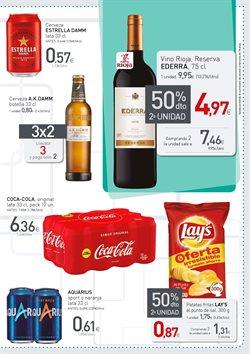 Ofertas de Coca-Cola  en el folleto de Condis en Madrid