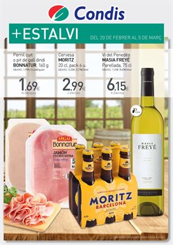 Ofertas de Hiper-Supermercados  en el folleto de Condis en Puigcerda