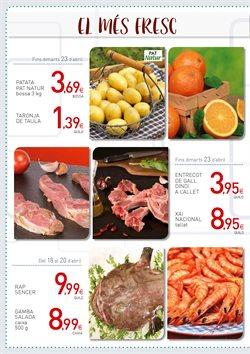 Ofertas de Carne  en el folleto de Condis en Palamos