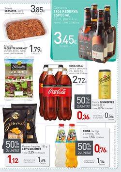 Ofertas de Cerveza  en el folleto de Condis en Girona