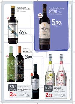 Ofertas de Vino crianza  en el folleto de Condis en Madrid
