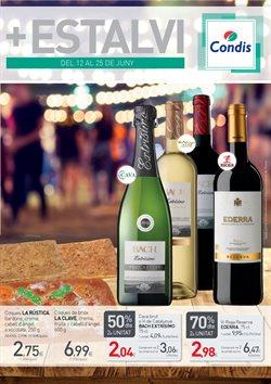 Ofertas de Condis  en el folleto de Sant Cugat del Vallès