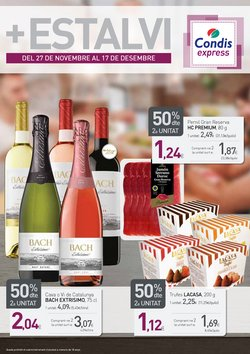 Ofertas de Condis  en el folleto de Tarragona