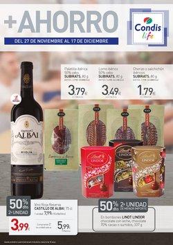 Ofertas de Condis  en el folleto de Madrid