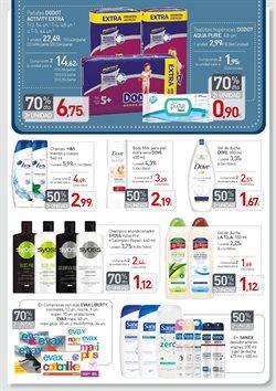 Ofertas de Compresas en Condis