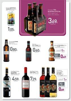 Ofertas de Rioja crianza en Condis