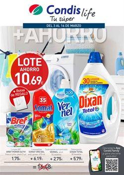 Ofertas de perfumes en el catálogo de Condis ( 9 días más)