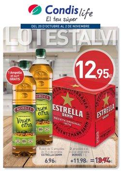 Ofertas de Hiper-Supermercados en el catálogo de Condis ( 10 días más)