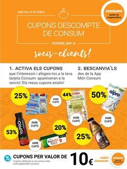 Catálogo Consum ( 21 días más)