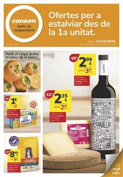 Ofertas de Consum en el catálogo de Consum ( Publicado hoy)