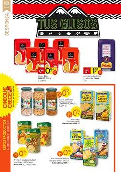 Ofertas de Legumbres  en el folleto de Consum en Almería