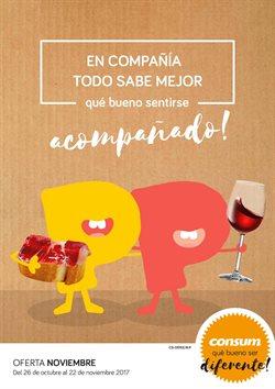 Ofertas de Consum  en el folleto de Lorca