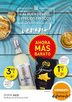 Ofertas de Consum  en el folleto de Murcia