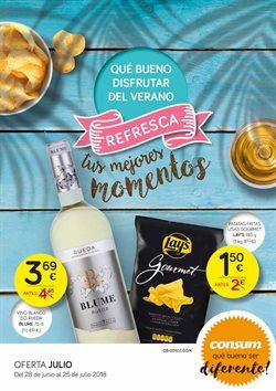 Ofertas de Consum  en el folleto de Valencia