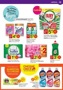 Ofertas de Fairy  en el folleto de Consum en Valencia