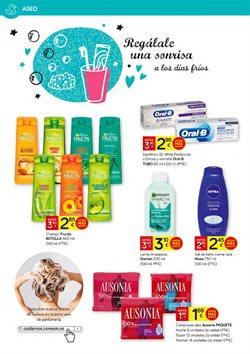 Ofertas de Gel de baño  en el folleto de Consum en El Ejido