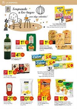 Ofertas de Gallina Blanca  en el folleto de Consum en Barcelona