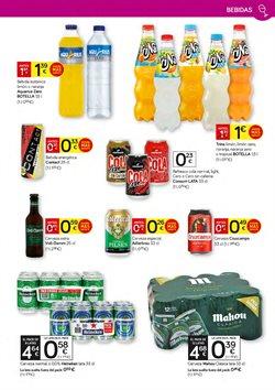 Ofertas de Mahou  en el folleto de Consum en Cartagena