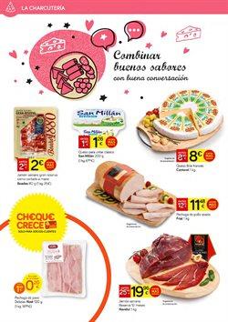 Ofertas de Charcutería  en el folleto de Consum en Palamos
