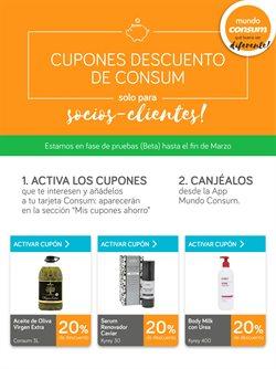 Ofertas de Consum en el folleto de Valencia. Catálogo Consum En Tienda 359dcde3b784