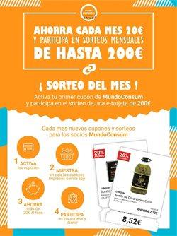 Ofertas de Hiper-Supermercados  en el folleto de Consum en Roquetas de Mar
