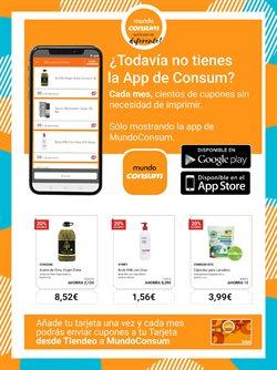 Ofertas de Hiper-Supermercados  en el folleto de Consum en Torrent