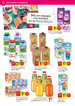 Ofertas de Kaiku  en el folleto de Consum en Alicante