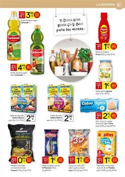 Ofertas de Salsas para pasta  en el folleto de Consum en Murcia