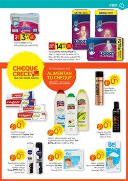 Ofertas de Gel de baño  en el folleto de Consum en Almería