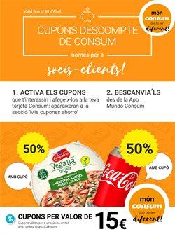Ofertas de Hiper-Supermercados  en el folleto de Consum en Girona