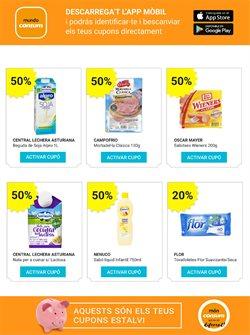 Ofertas de Carne  en el folleto de Consum en Palamos
