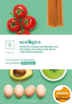 Ofertas de Consum  en el folleto de Granollers