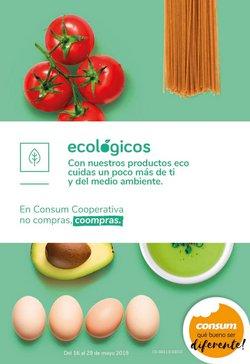 Ofertas de Consum  en el folleto de Cartagena