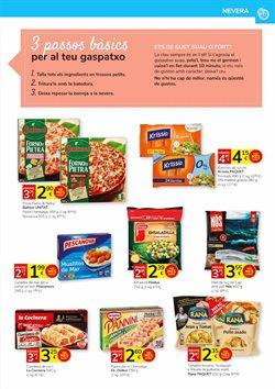 Ofertas de Rana  en el folleto de Consum en Barcelona