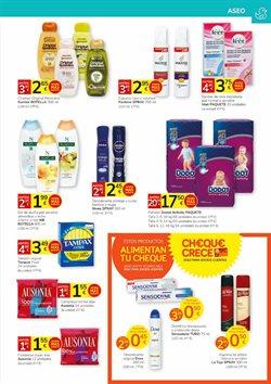 Ofertas de Dove  en el folleto de Consum en Murcia